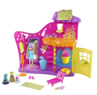 polly pocket playset