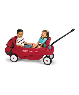 radio flyer outback wagon zulily