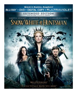 snow white & huntsman combo pack