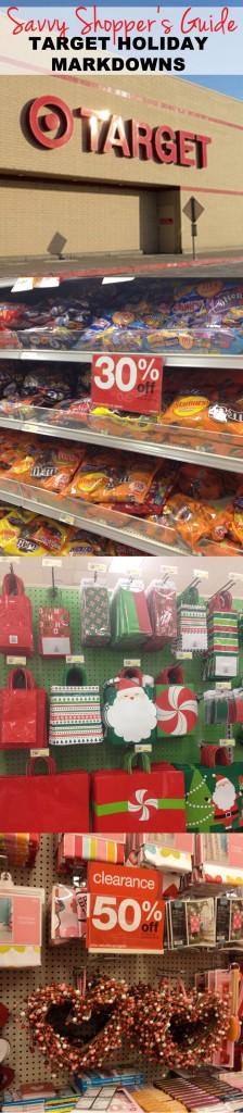 target clearance holiday