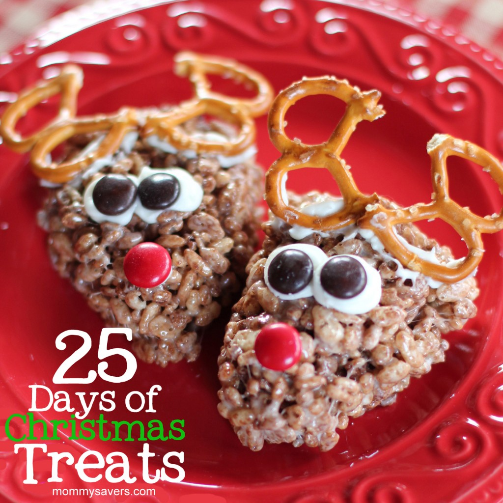 25 Days of Christmas Treats Mommysavers.com