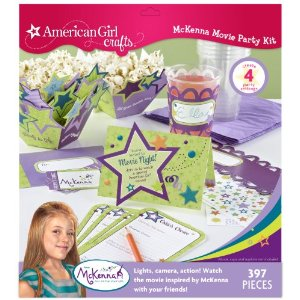 American Girl Crafts Party Kit, McKenna Girl of The Year 2012 - Amazon Toy Deals