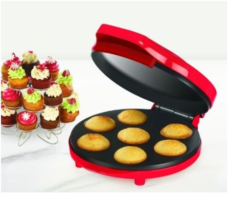 Bella Cucina Cupcake Maker - Amazon Deals