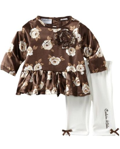Calvin Klein Baby Outfits - Amazon Clothing Deals - Frugal Gift Ideas