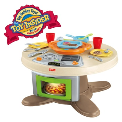 Fisher-Price Servin' Surprises Kitchen & Table - Target Toy Deals