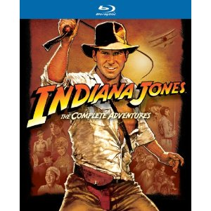 Indiana Jones The Complete Adventures - Amazon Deals