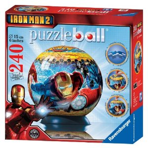 Iron Man 2 Puzzleball - Amazon Toy Deals