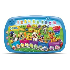 LeapFrog Touch Magic Counting Train - Amazon Toy Deals
