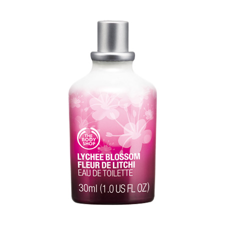 Lychee Blossom Eau de Toilette - The Body Shop - Holiday Clearance