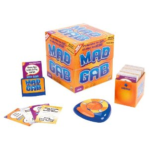 Mad Gab Game - Amazon Toy Deals