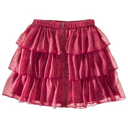 Mossimo Supply Co. Juniors Star Tiered Skirt - Target Clothing Clearance