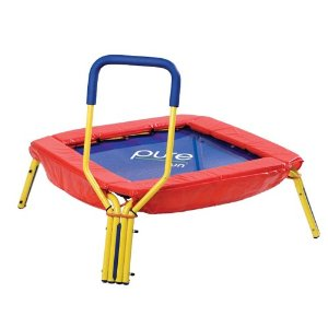 Pure Fun Kid's First Jumper Trampoline - Amazon Toy Deals
