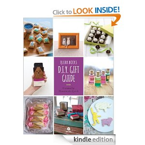 Quirk Books D.I.Y. Gift Guide - Kindle Freebies