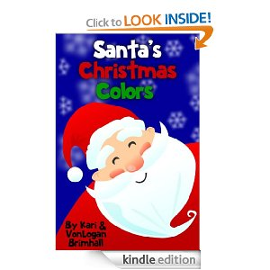 Santa's Christmas Colors - Kindle Freebies