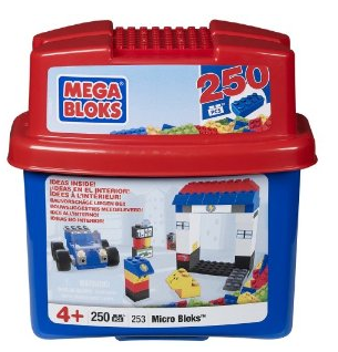 amazon toy deals mega bloks microbloks