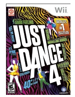 amazon deals just dance 4