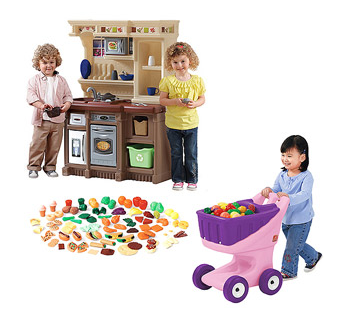 Ultimate Play Kitchen Value Bundle