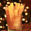 holiday treats cheese straw recipe