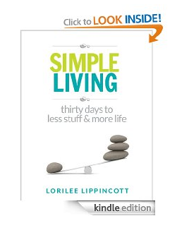 kindle freebies simple living