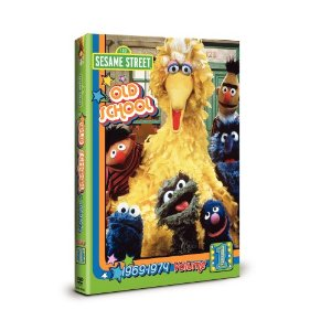 Sesame Street Old School DVD - Amazon Deals