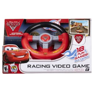 TV Games Deluxe Cars 2 - Amazon Toy Deals