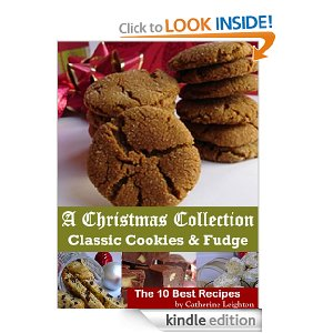 a christmas collection cookies and fudge