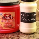 Christmas Treats - homemade French Vanilla Creamer