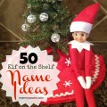 elf on the shelf names