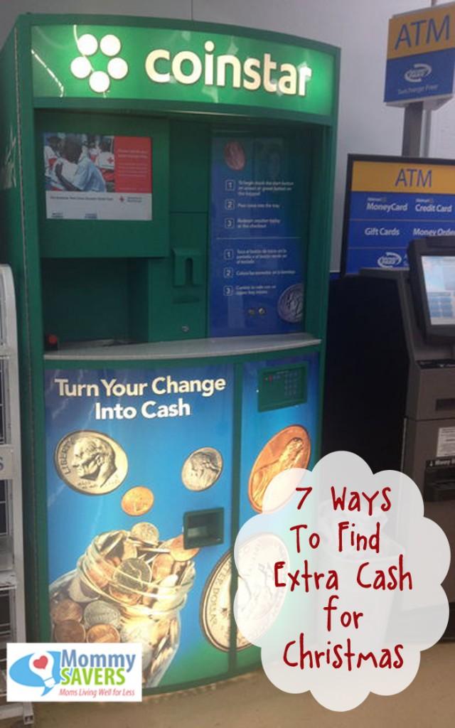 extra christmas cash