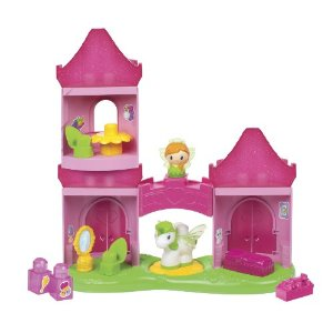 mega bloks enchanted castle