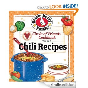Circle of Friends Cookbook 25 Chili Recipes - Kindle Freebies