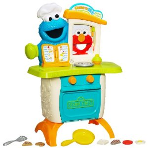 Cookie Monster Kitchen Café - Amazon Toy Deals