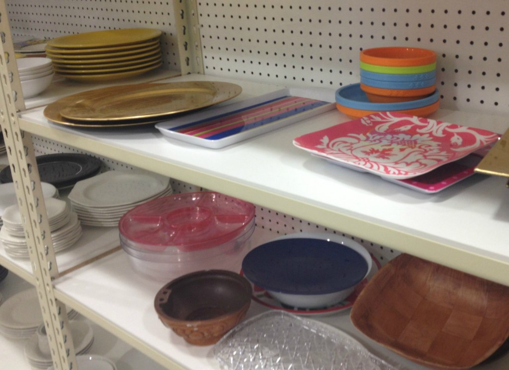 plates at goodwill