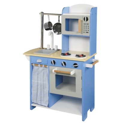 target play kitchen wood
