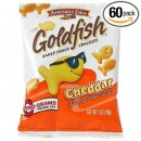 Pepperidge Farm Cheddar Flavor Goldfish Crackers - Amazon Grocery Deals
