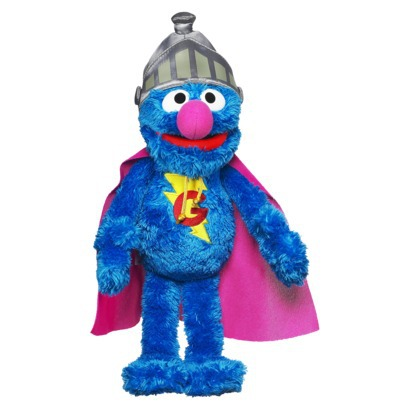 Playskool Sesame Street Talking Super Grover - Target Toy Clearance