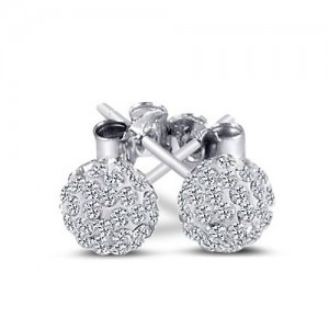 Sterling Silver Ball Stud Earrings  - Amazon Jewelry Deals