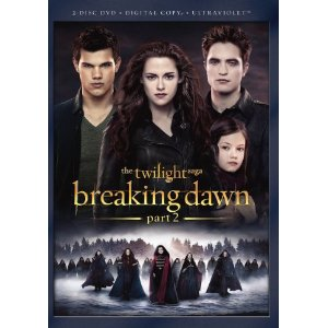 amazon dvd deals twilight breaking dawn dvd deal