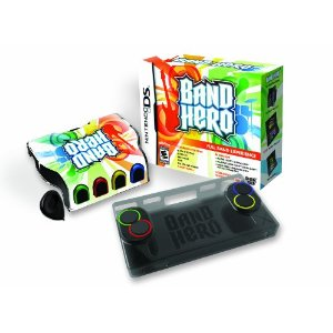 band hero nintendo ds bundle