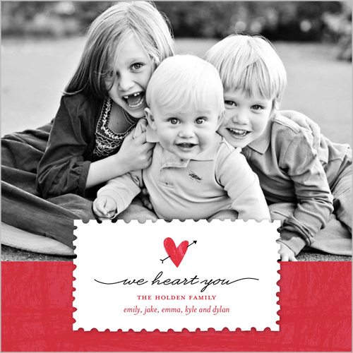 photo deals shutterfly valentines photo card