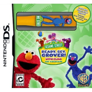 sesame street nintendo ds game