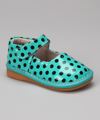 zulily hide and squeak girls shoes