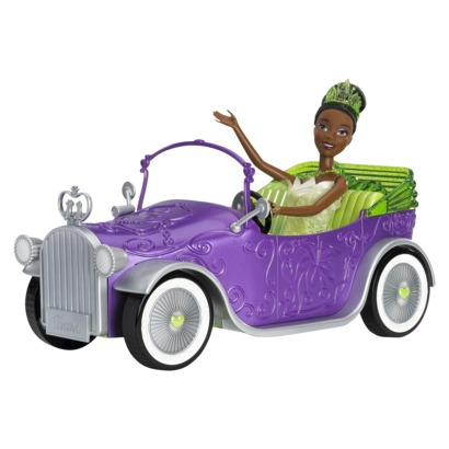 Disney Princess Tiana's Car - Target Toy Clearance