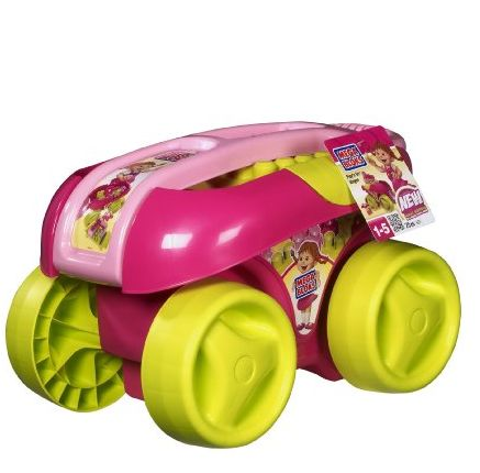 Mega Bloks Wagon - Amazon Toy Deals