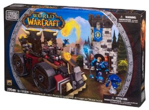 Mega Bloks World of Warcraft Demolisher Attack - Amazon Toy Deals