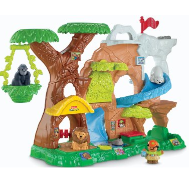 amazon deals fisher-price little people