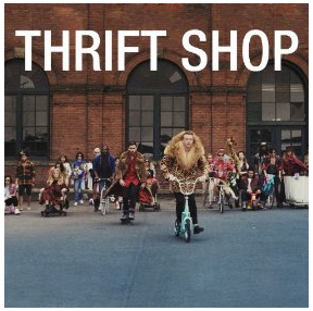 thrift shop song amazon