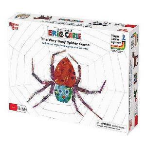 The Very Busy Spider Children's Board Game - Amazon Toy Deals