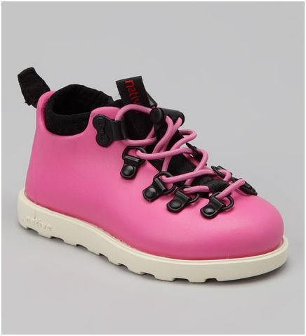 Zulily Kids Shoe Deals - Native Water Proof Boots