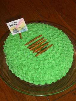 leprechaun trap cake activity for kids